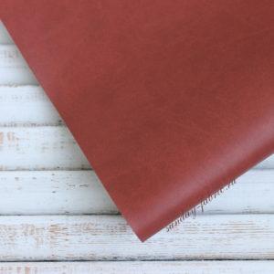 Переплетный кожзам, матовый, цвет: Коричневый (Италия)