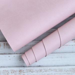 Переплетный кожзам, матовый, цвет: Светло-розовый (Италия)