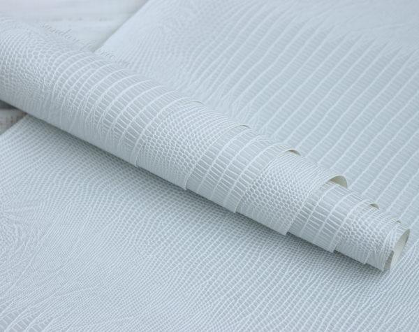 Искусственная кожа, цвет: Белый/Серебро (Индия)