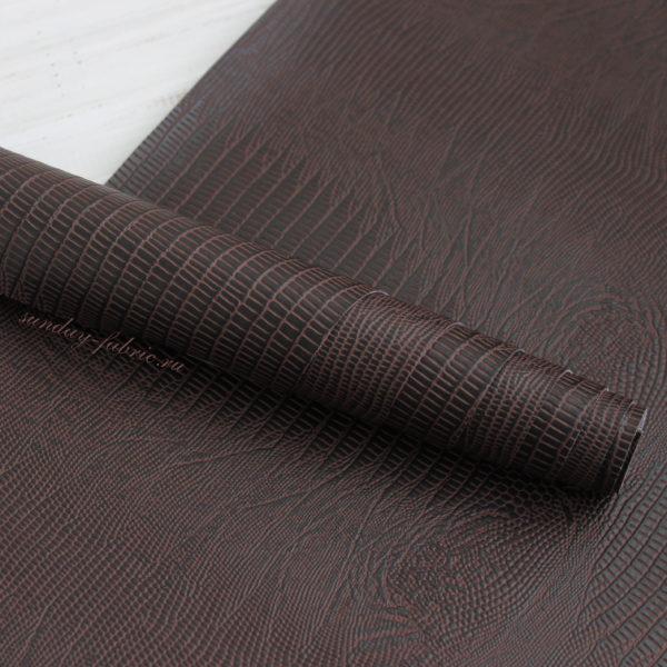 Искусственная кожа, цвет: Какао (Индия)