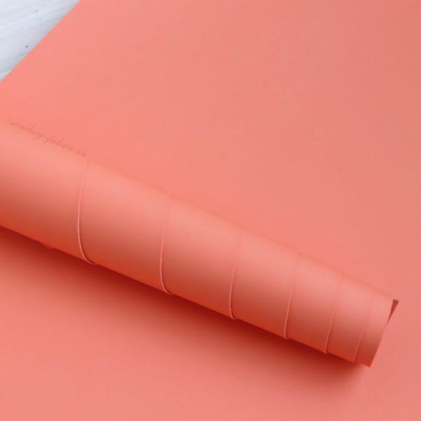 Переплетный кожзам, матовый, цвет: Тиффани (Китай)