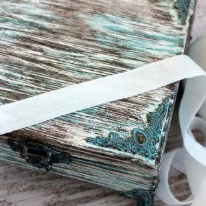 Лента бархатная, ширина 15 мм, цвет Белый
