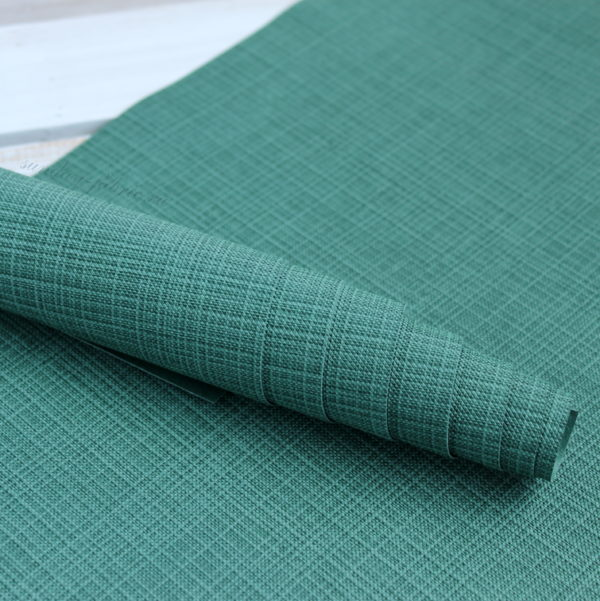 переплетный кожзам темно-зеленый