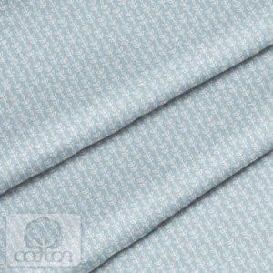 """Ткань с принтом """"Стебли"""", хлопок 100%, ширина 160 см (Польша)"""