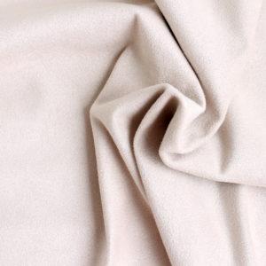 Замша двусторонняя, цвет Бежевый, размер 70*33 см