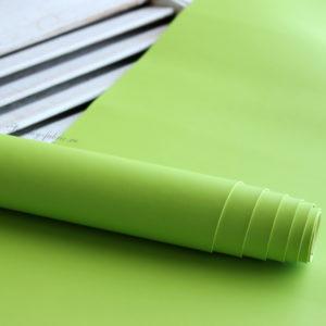 переплетный кожзам светло-зеленый