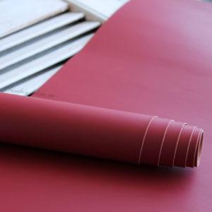 бордовый переплетный кожзам