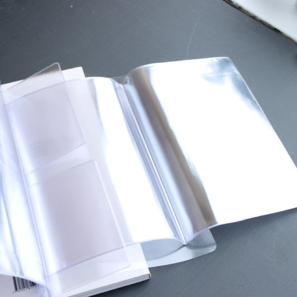 Вкладыш для документов формата А5+ (190х258 мм), 4 комплекта документов