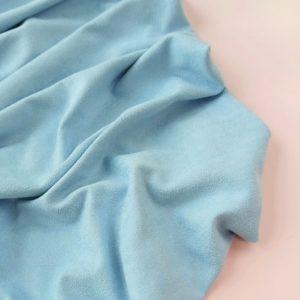 искусственная замша голубой